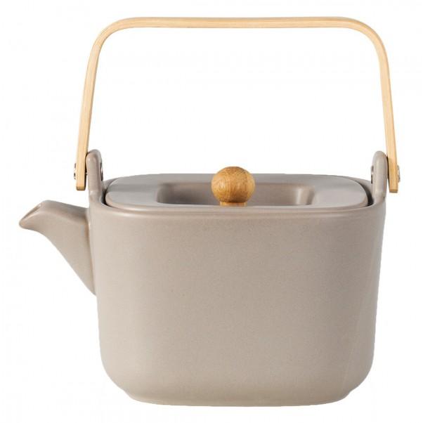 Ceramiczny dzbanek do herbaty HYGGE z...